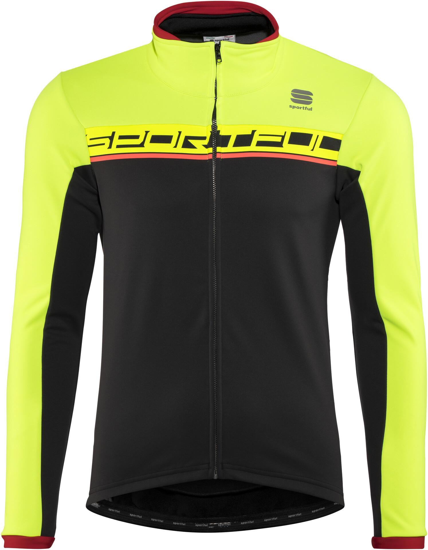 Boutique Vélos Sportful De Homme Giro Veste En Jaunenoir qxIwHYzI
